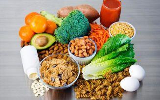 Содержание фолиевой кислоты в продуктах питания