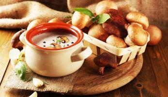 Грибной суп при беременности