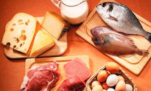 Меню белковой диеты при беременности