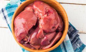 Полезные свойства куриной печени для беременных