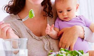 Принцип питания после родов при кормлении грудью