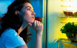 Разрешенные продукты для беременных перед сном