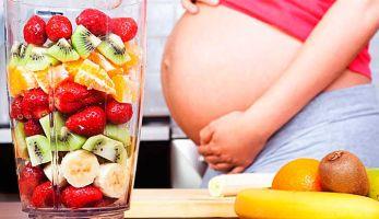Полезное меню при беременности на каждый день