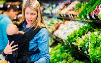 Правила рациона питания после родов