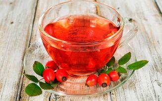 Рецепт чая из шиповника для беременных