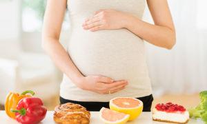 Список запрещенных продуктов для беременных