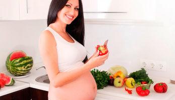 Меню диеты для беременных