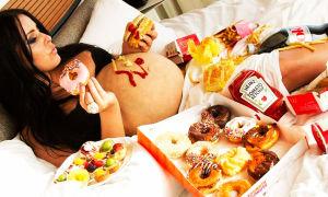 Снижение лишнего веса при беременности