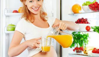 Причины постоянной жажды во время беременности