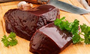 Польза говяжьей печени для беременных