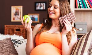 Польза и вред шоколада при беременности