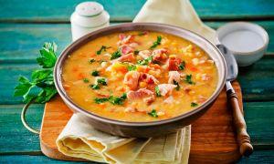 Гороховый суп во время беременности