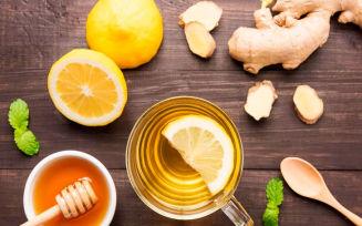 Имбирь с лимоном при беременности