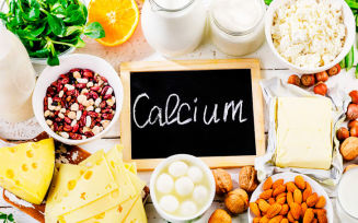 Содержание кальция в продуктах для беременных