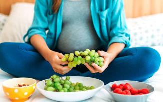 Принцип диеты при отеках беременных