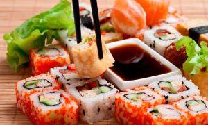 Суши и роллы при беременности