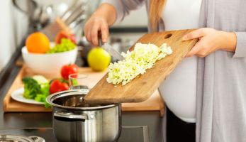 Меню диеты во время беременности