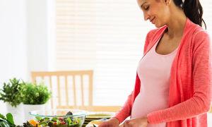 Принципы правильного питания беременной