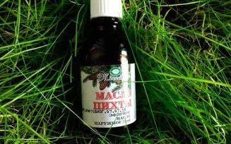 Свойства пихтового масла для беременных