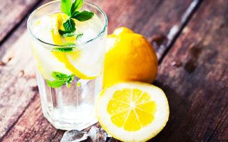 Рецепт лимонной воды для беременных