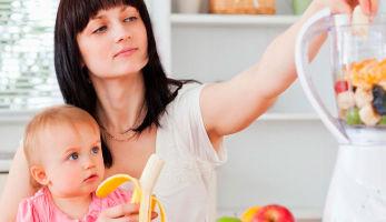 Что можно и нельзя кушать маме после родов