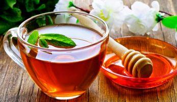 Мед с чаем при беременности