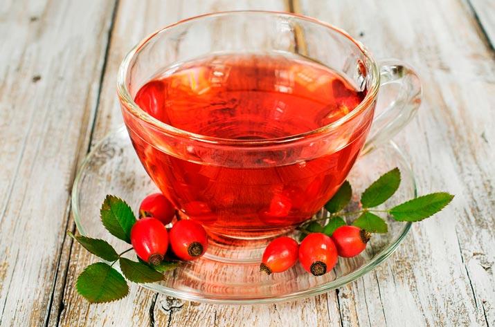 Чай из шиповника при беременности
