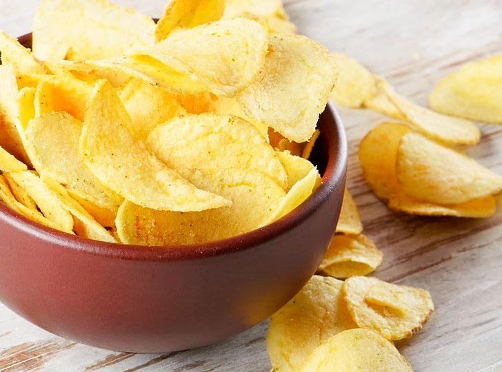 Можно ли беременным женщинам кушать чипсы