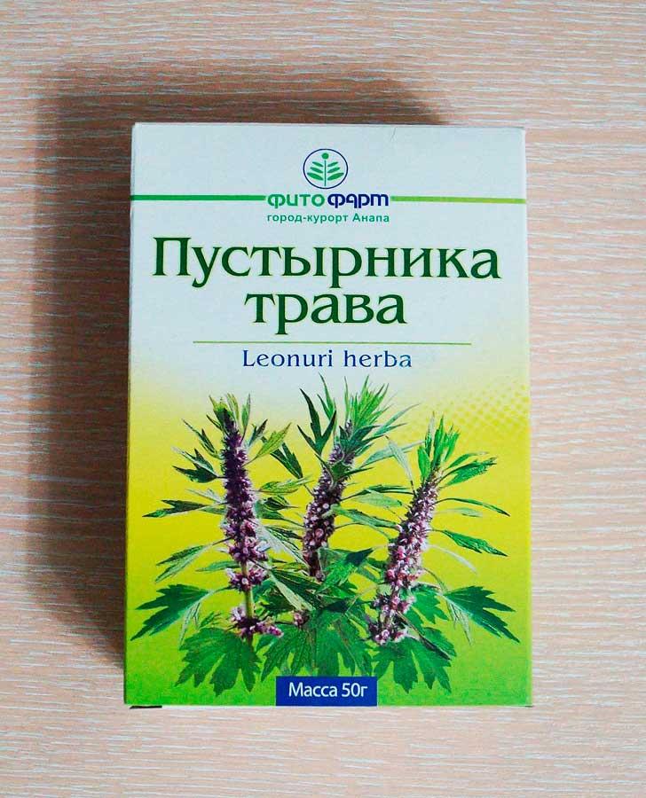 Пустырник в таблетках при беременности