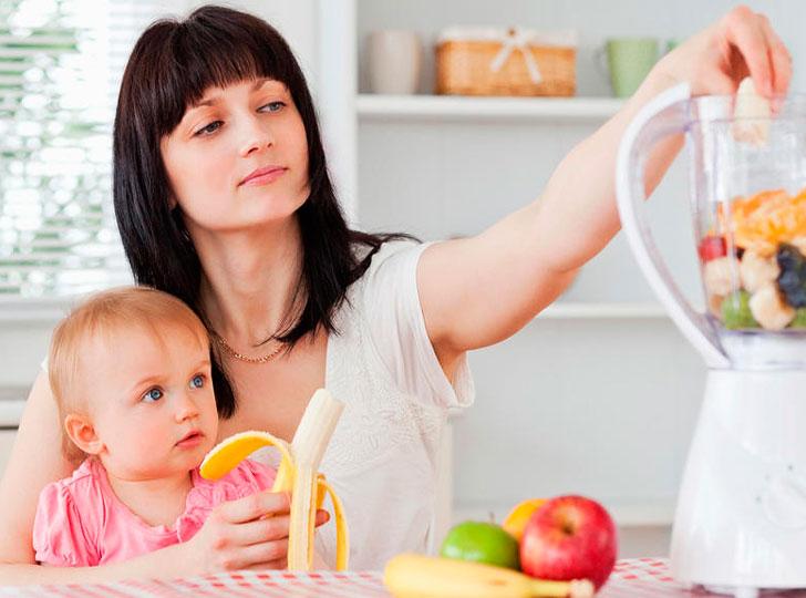 Что можно беременным кушать после родов