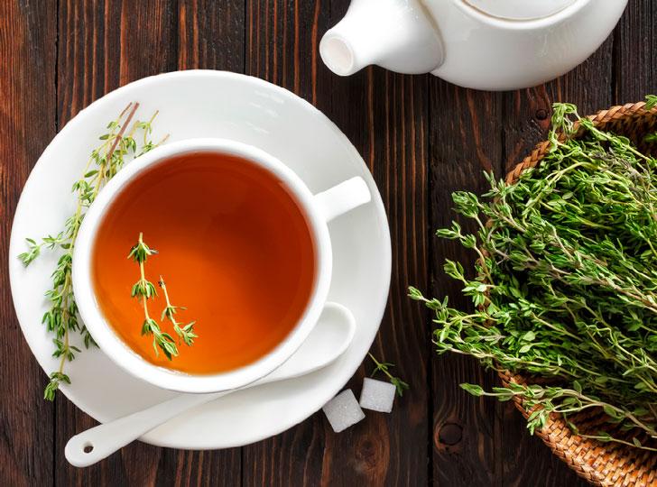 Можно ли беременным пить чай с чабрецом