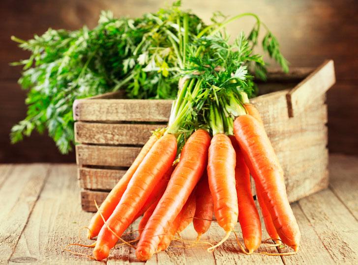 Морковь при беременности: можно ли, польза и вред